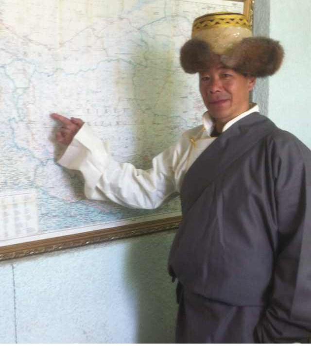 Tsering Wangchu: English speaking tour guide
