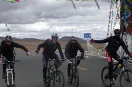 Tibet Mountain Bike Tour