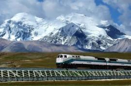 Amdo & Tibet Train Trip
