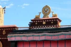 Lhasa Tridom Namtso lake