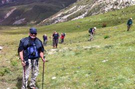 Ganden Samye Trekking