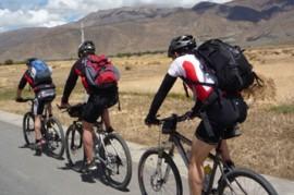 Best Tibet biking tour