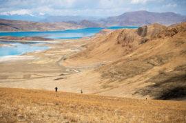 Yamdrok lake homestay tour