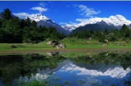 Lhasa to Kyirong Dzongka tour