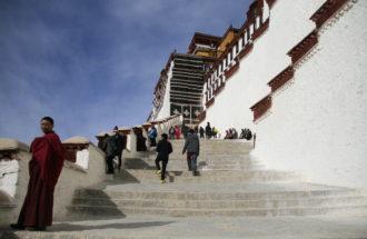 Lhasa to Yamdrok lake trek