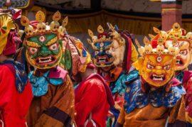 8 days Bhutan festival tour
