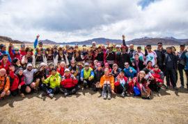 Mountain Trail Run in Tibet: 15 Days of Shambhala Roof of the World Trail Run