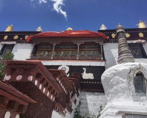 A day trip to Chubzang nunnery near Lhasa