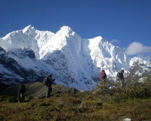 Everest Kangshung Face Trek